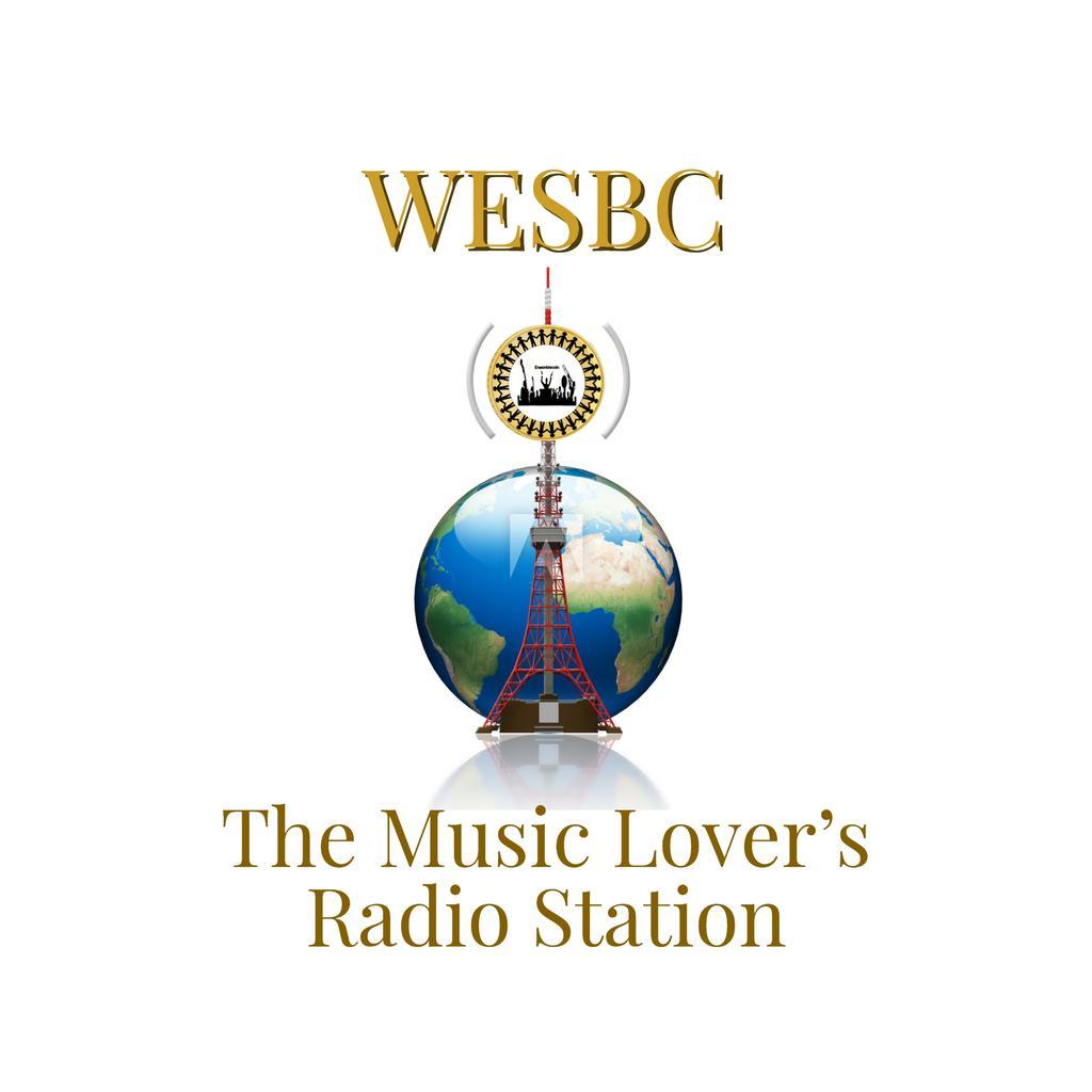 The Music Lover's Radio Station (WESBC) logo