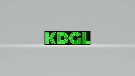 KDGL Internet Radio logo