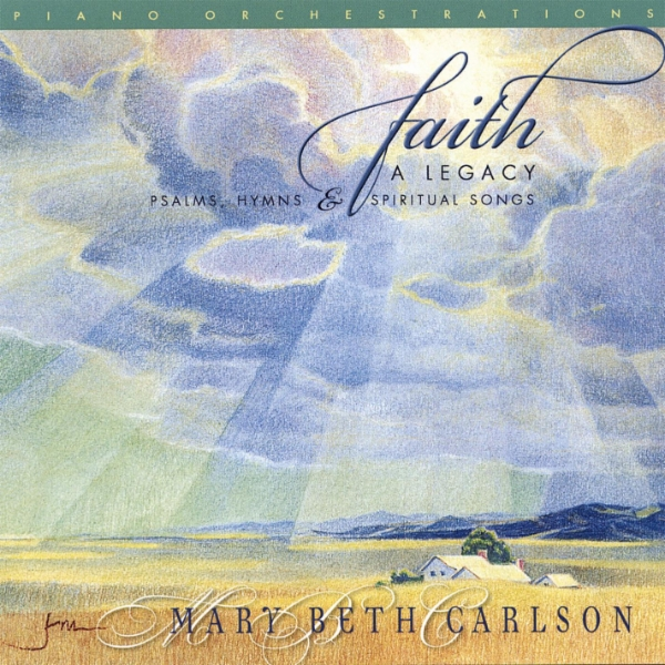 Art for What a Friend We Have in Jesus by Mary Beth Carlson