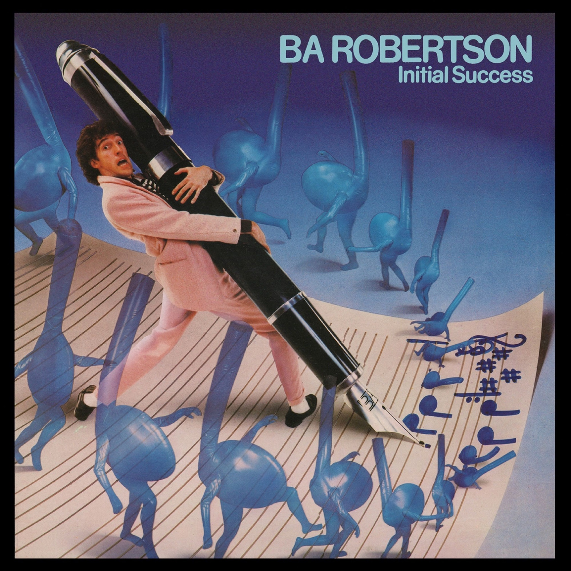 Art for To Be or Not to Be by BA Robertson
