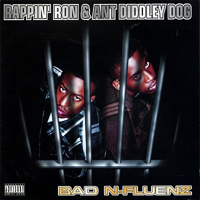 Art for All Rapped Up by Rappin' Ron & Ant Diddley Dog