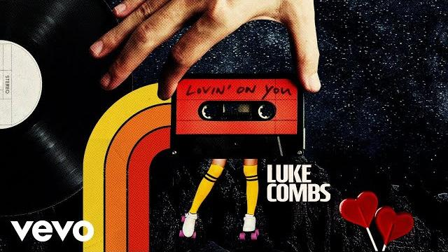 Art for Lovin' On You by Luke Combs