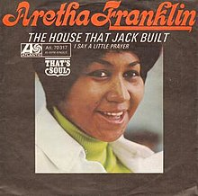Art for I say a little prayer by Aretha Franklin