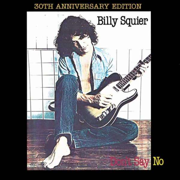 Art for The Stroke by Billy Squier