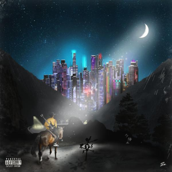 Art for Panini by Lil Nas X
