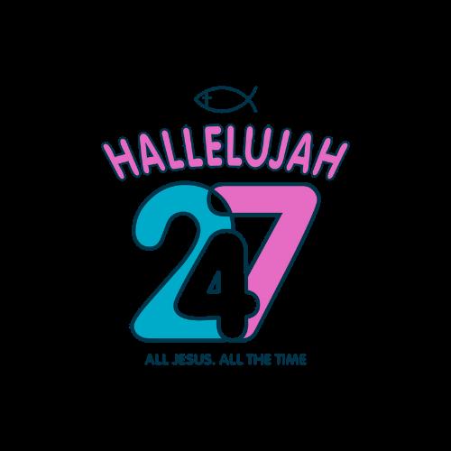 Hallelujah 247 logo