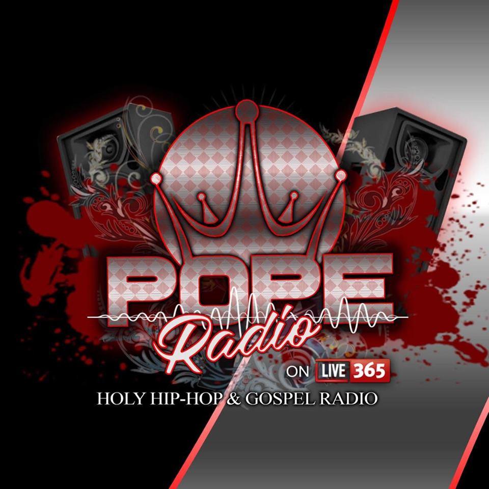Pope Radio  logo