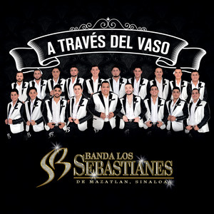 Art for A Través Del Vaso by Banda Los Sebastianes