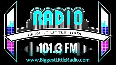 Biggest Little Radio logo