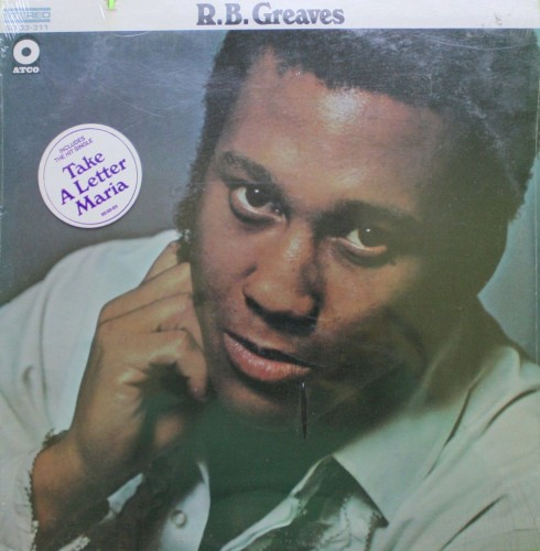 Art for Always Something There to Remind Me by R.B. Greaves