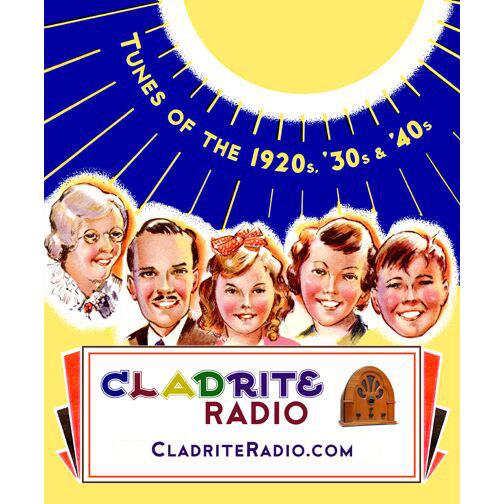 Cladrite Radio logo