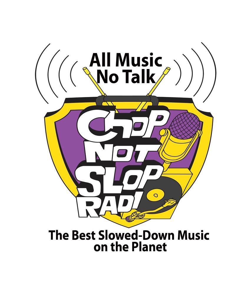 ChopNotSlop Radio logo