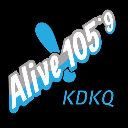 ALIVE105-KDKQ logo