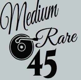 Medium Rare 45 logo