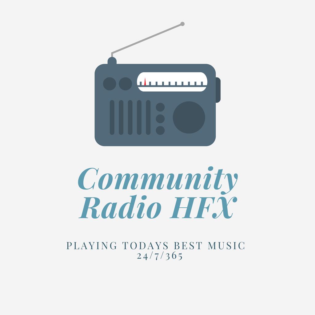 Community Radio HFX logo