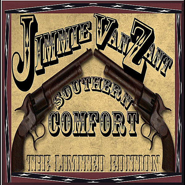 Art for Southern Comfort by Jimmie Van Zant Band