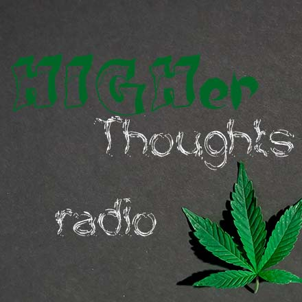 HIGHer Thoughts Radio logo