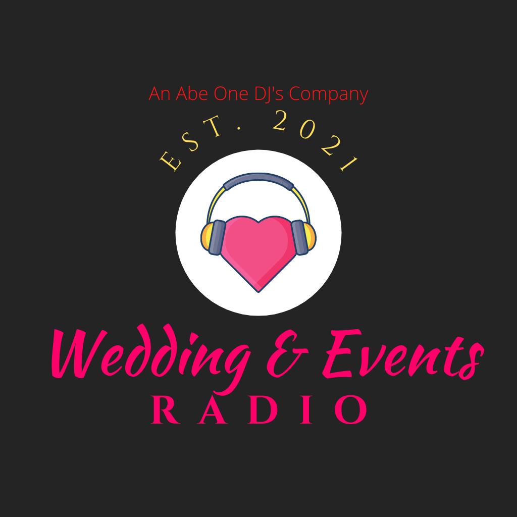Wedding & Events Radio logo