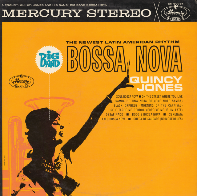 Art for Soul Bossa Nova by Quincy Jones And His Orchestra