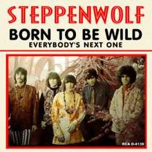 Art for Born To Be Wild by Steppenwolf