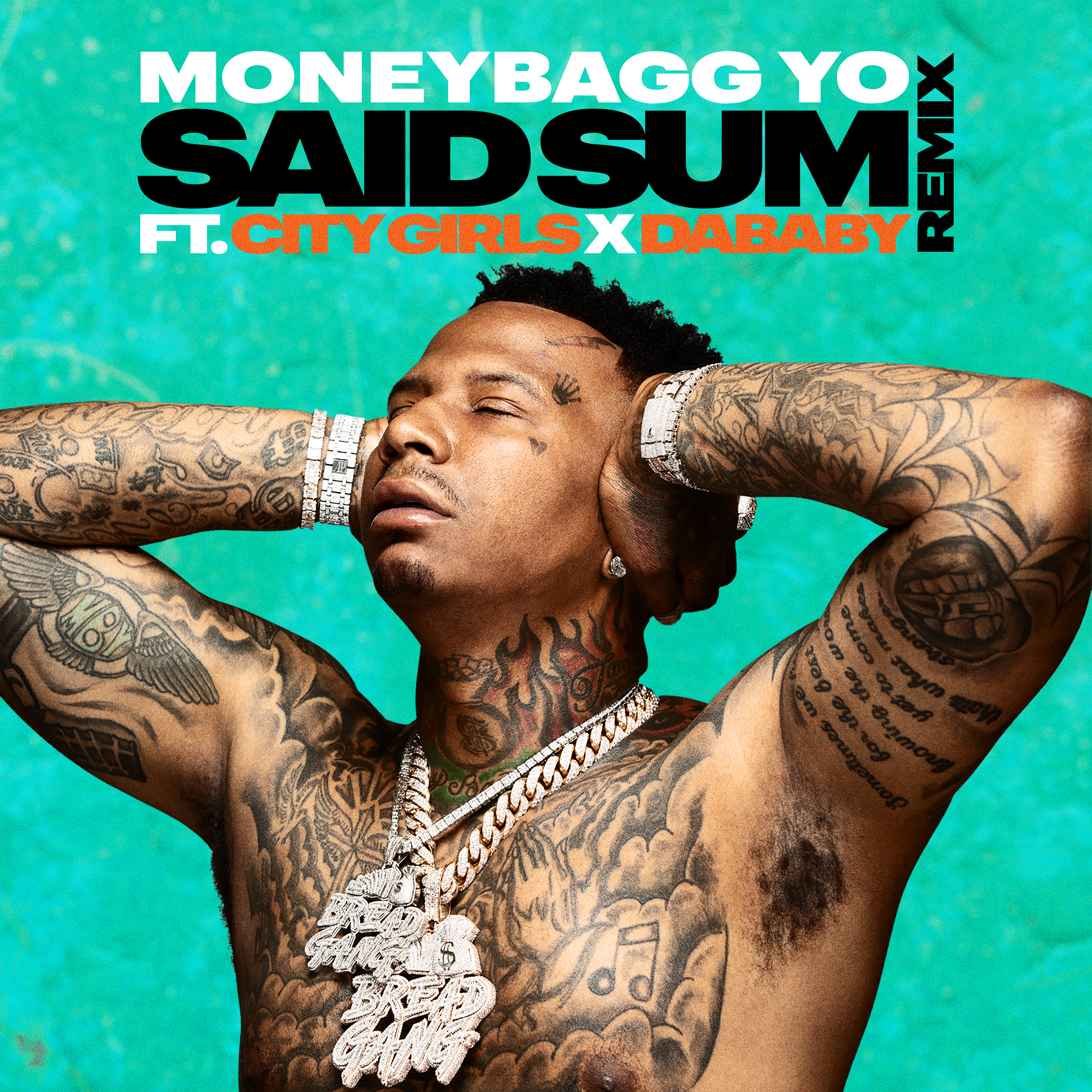 Art for Said Sum (Remix) (Clean) by Moneybagg Yo ft City Girls & DaBaby