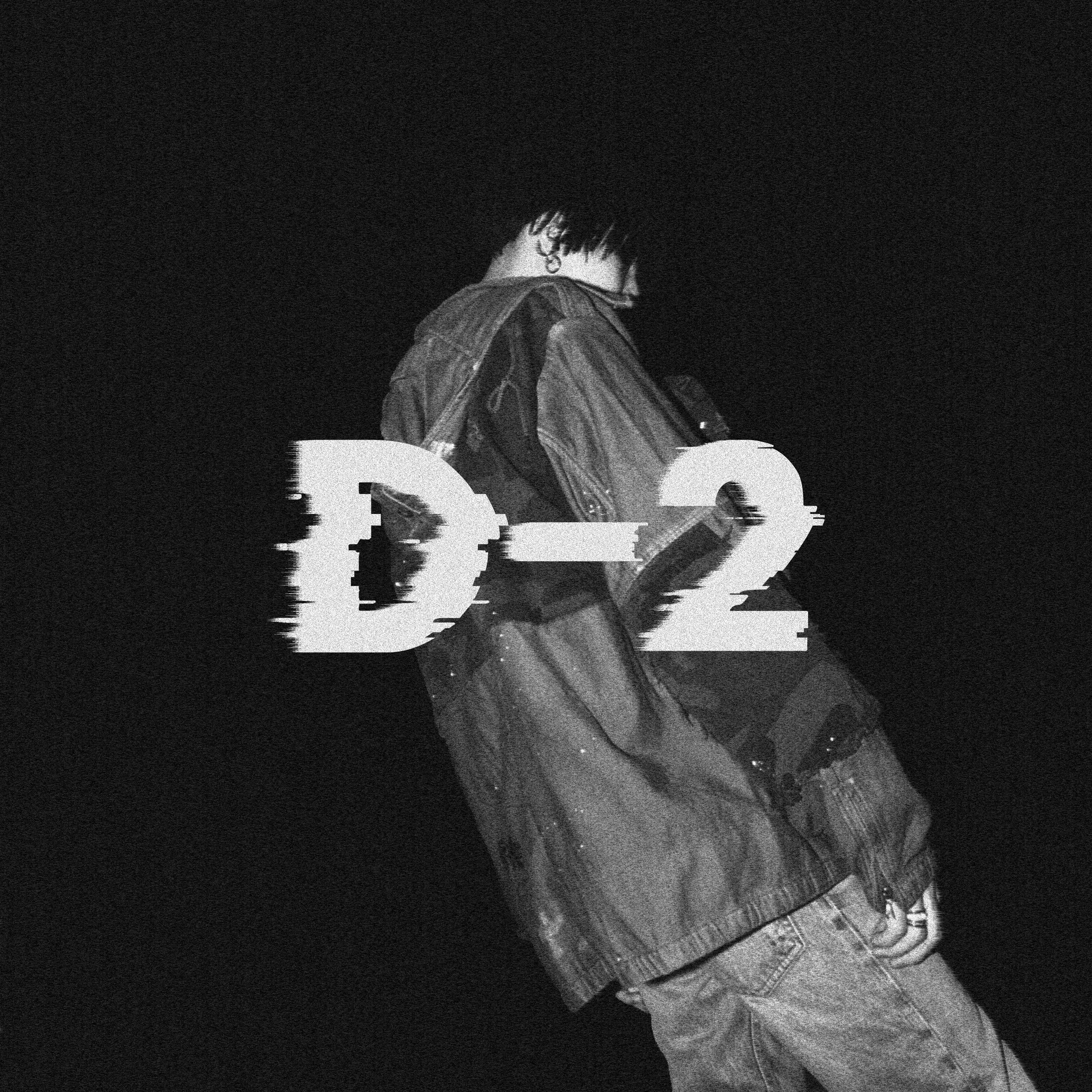 Art for D-2 by Agust D