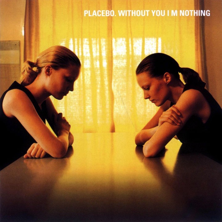 Art for Without You I'm Nothing by David Bowie/Placebo