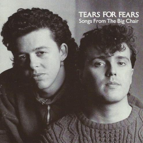 Art for Mothers Talk by Tears for Fears