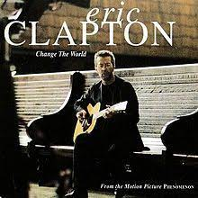 Art for Change The World by Eric Clapton