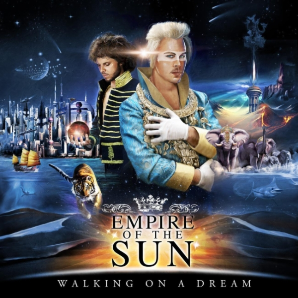 Art for Walking On A Dream by Empire Of The Sun