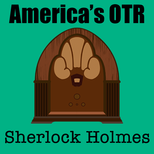 America's OTR - 24/7 Sherlock Holmes logo