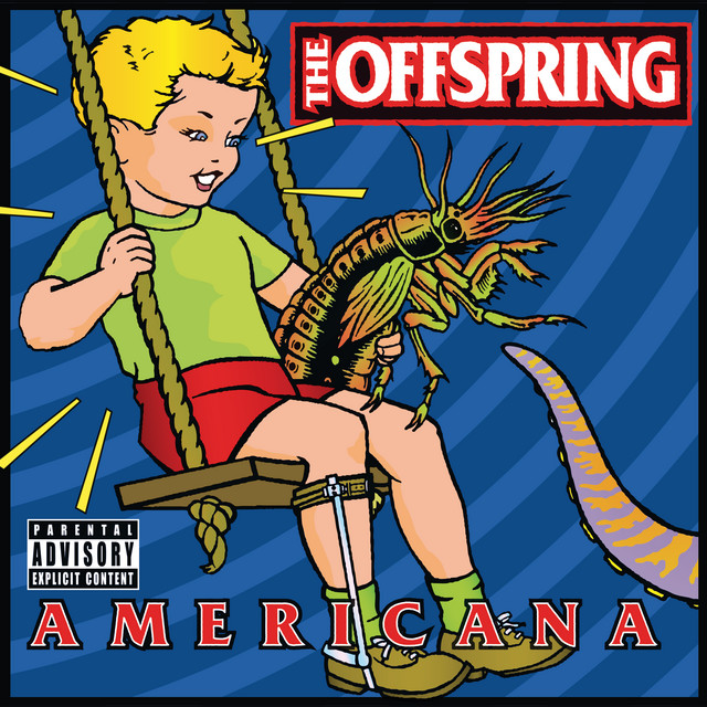 Art for The Kids Aren't Alright by The Offspring