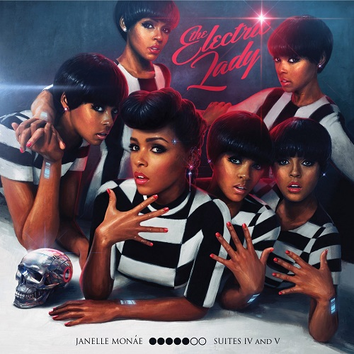 Art for Electric Lady (Feat. Solange) by Janelle Monae