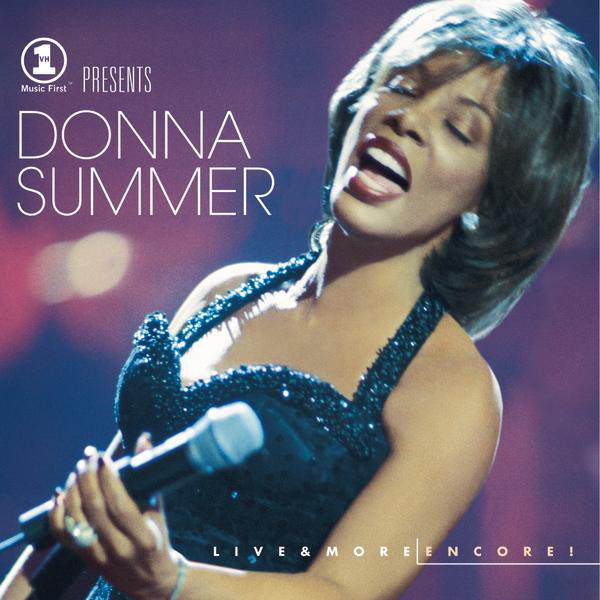 Art for This Time I Know It's for Real (Live) by Donna Summer