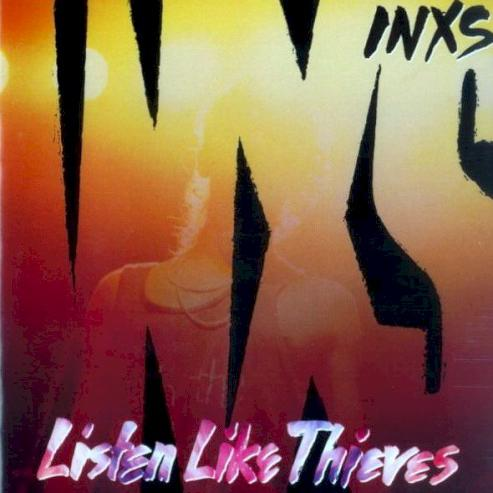 Art for Listen Like Thieves by Inxs