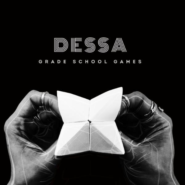 Art for Grade School Games by Dessa