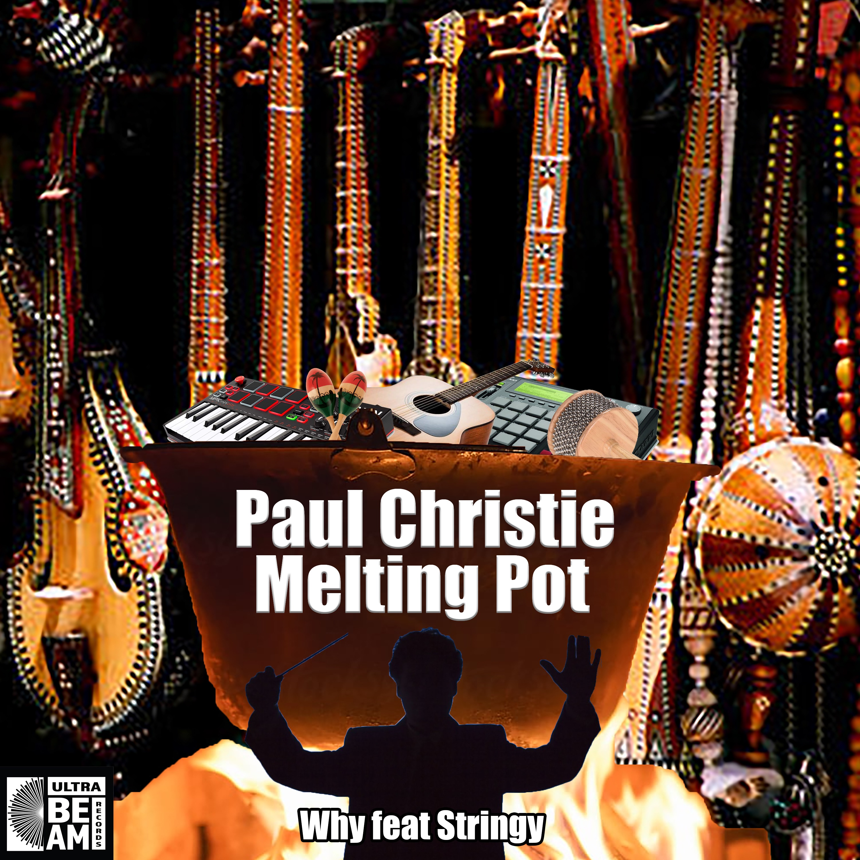 Art for Why by Paul Christie feat Stringy