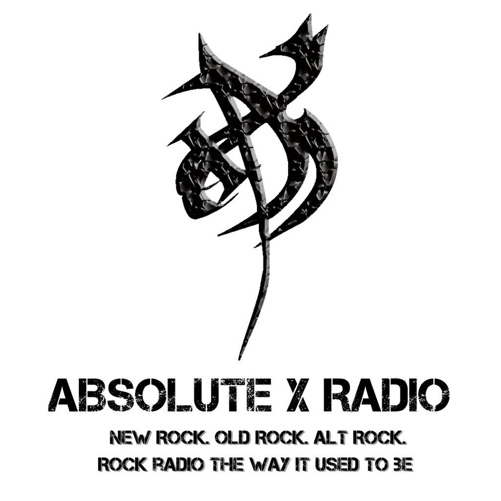 Absolute X Radio logo