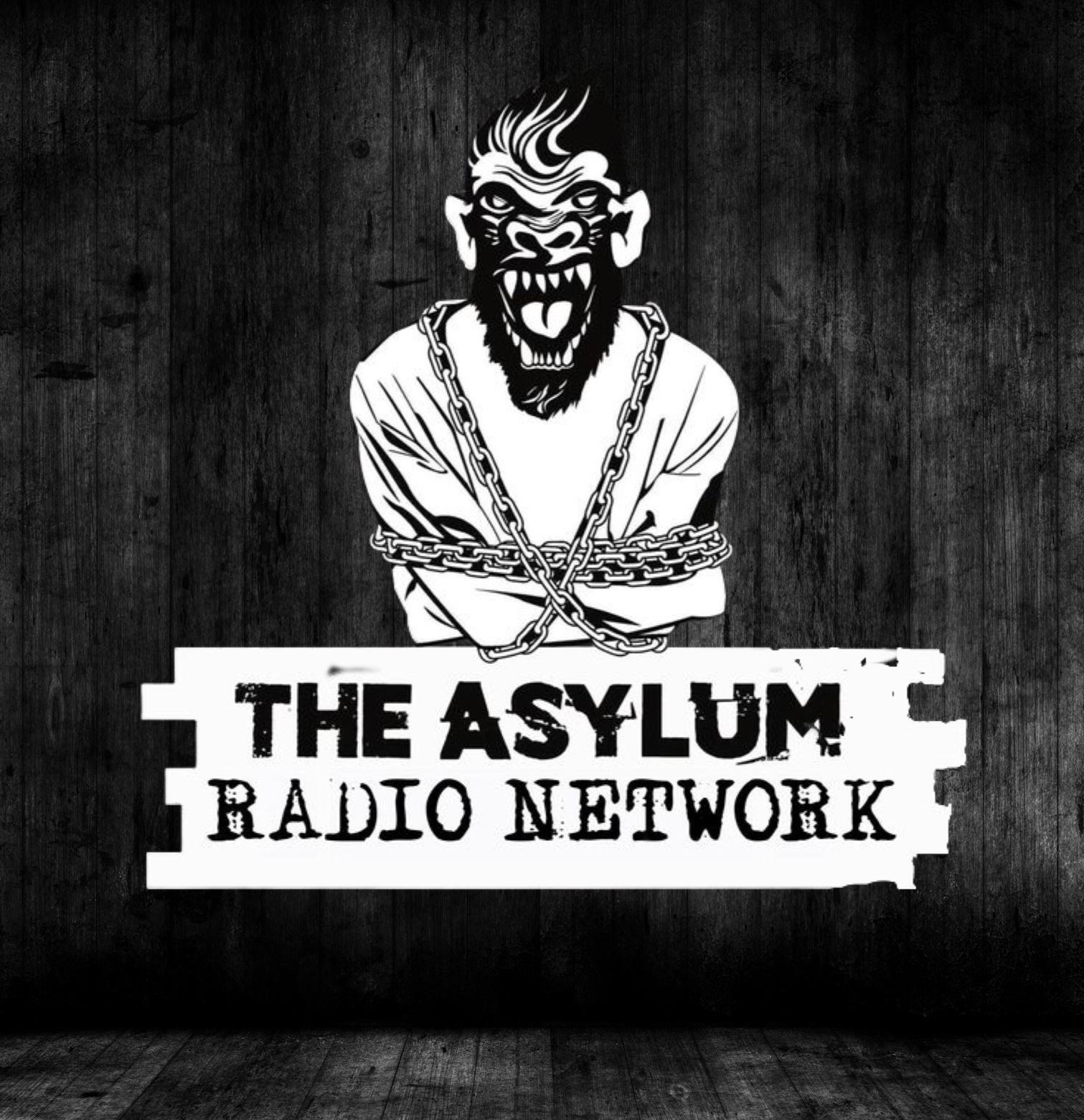 The Asylum Radio Network logo