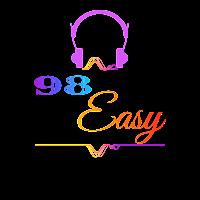 98 Easy - WTIL-DB logo