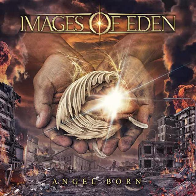 Art for Angel Born by Images Of Eden