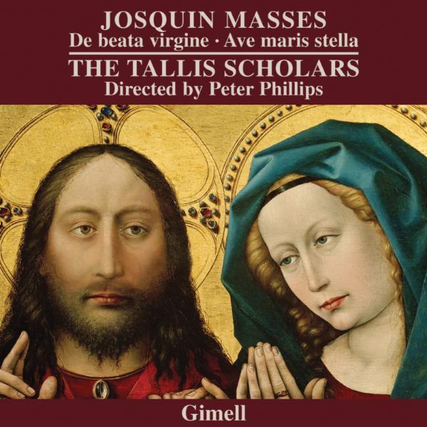 Art for Josquin: Missa De Beata Virgine - 15. Agnus Dei 1 by The Tallis Scholars & Peter Phillips