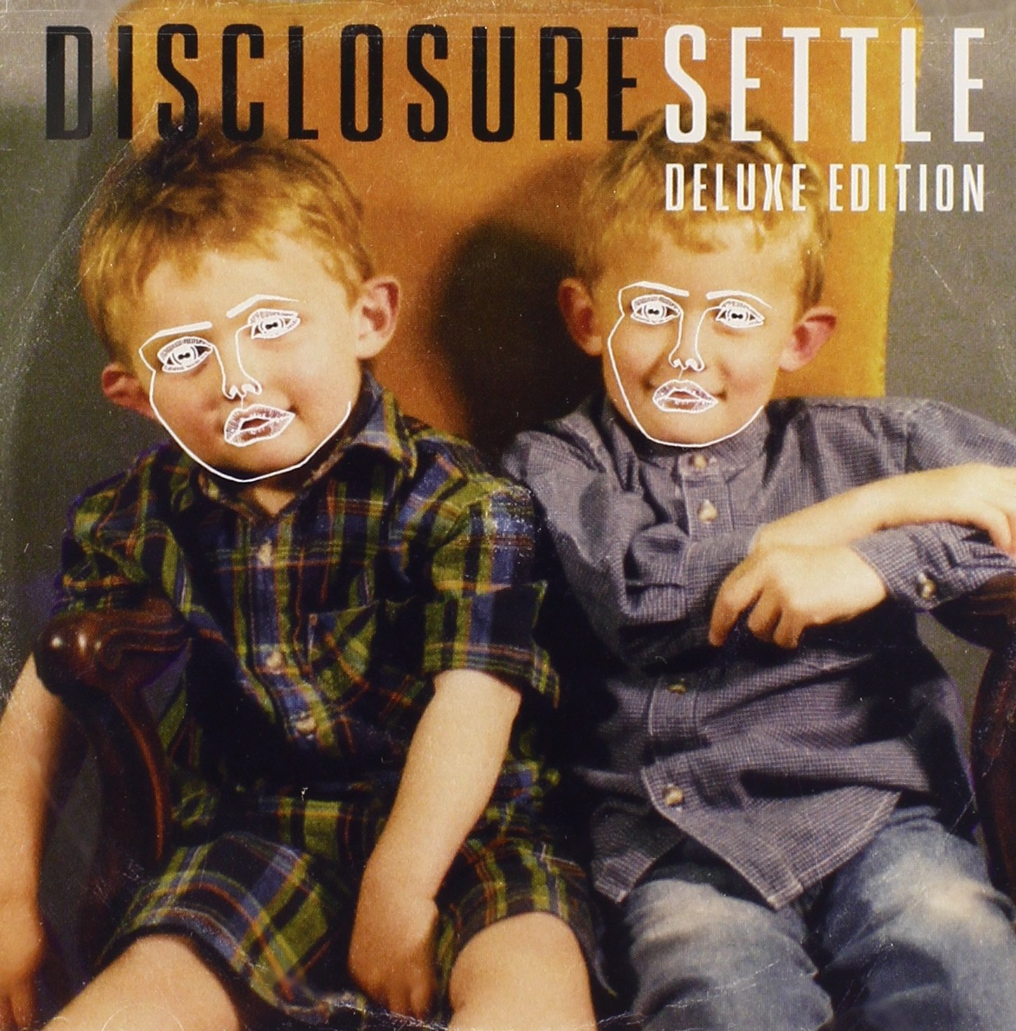 Art for White Noise by Disclosure