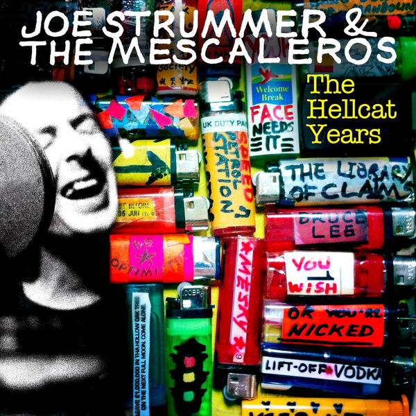 Art for (White Man) In Hammersmith Palais (Live At Acton Town Hall) by Joe Strummer & The Mescaleros