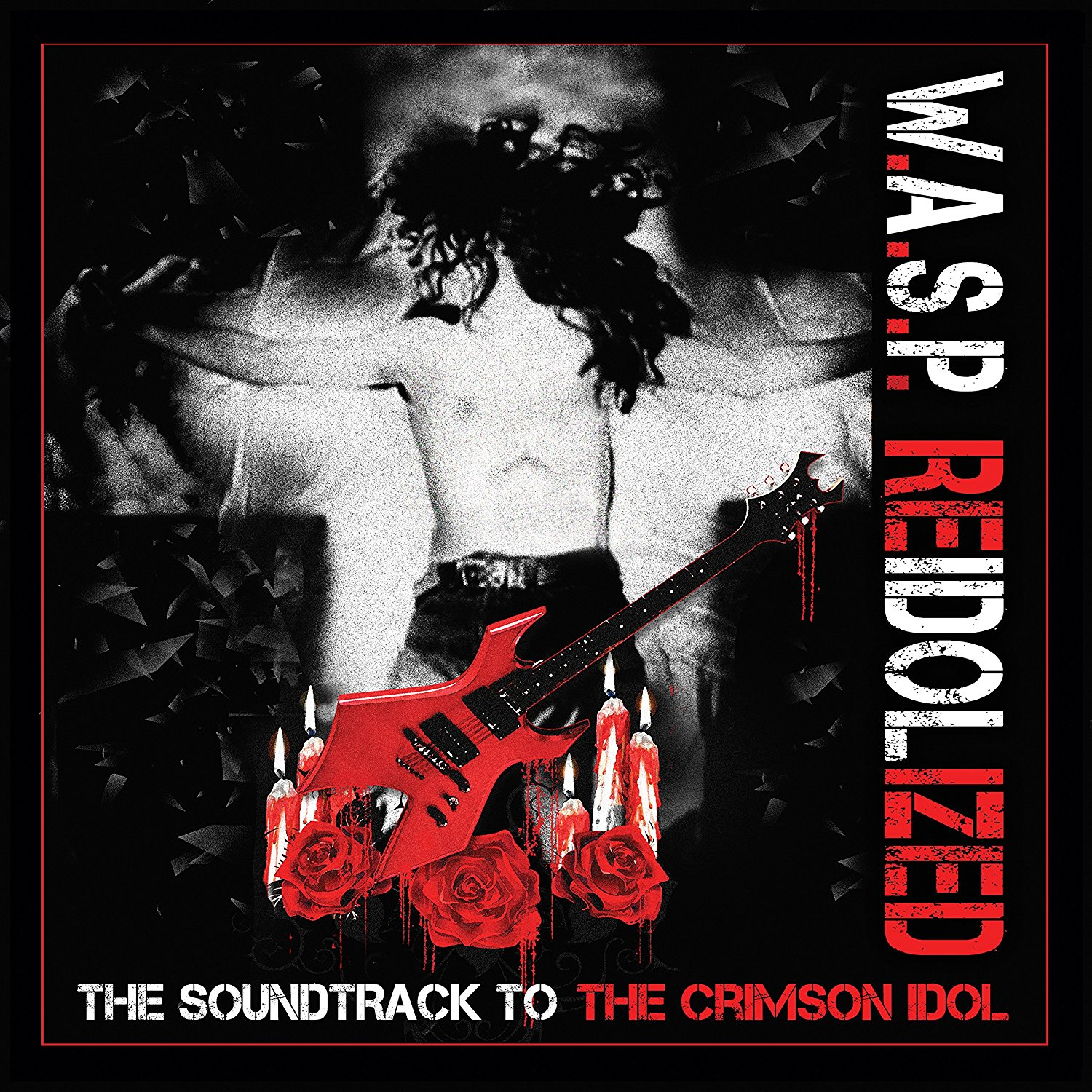 Art for Chainsaw Charlie (Murders in the New Morgue) by W.A.S.P.