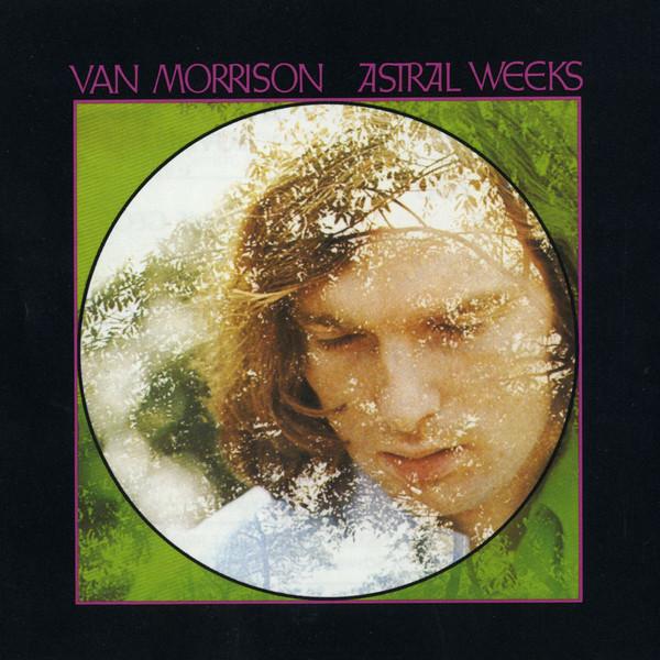 Art for Astral Weeks by Van Morrison