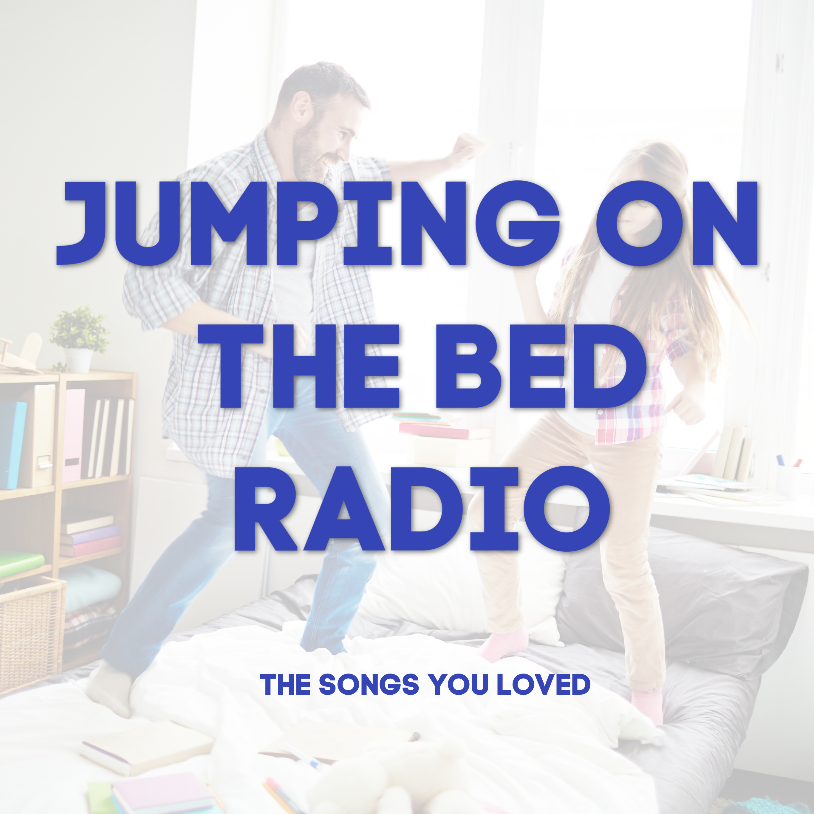 Jumping on the Bed logo