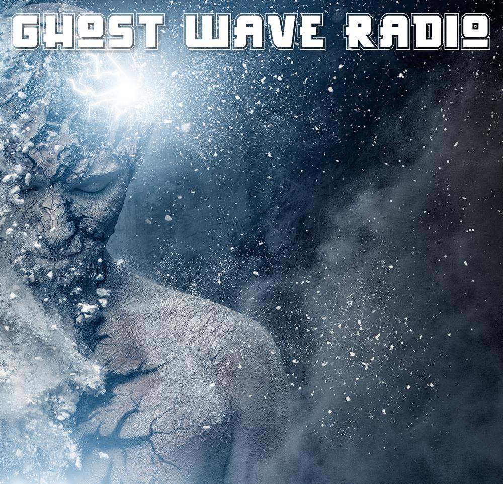 Ghost Wave Radio logo