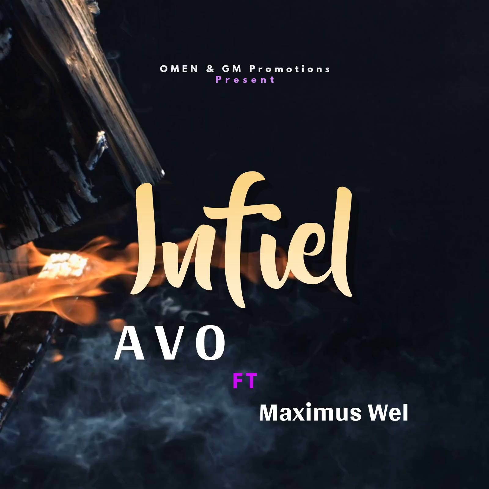 Art for Infiel by AVO FT Maximus Wel