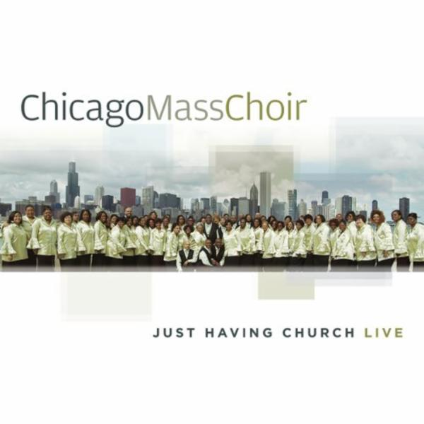 Art for God Is My Everything by Chicago Mass Choir